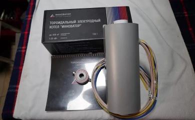 Котел инноватор - комплектация Владивосток