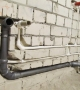 Замена труб водоснабжения отопления канализации в квартире коттедже