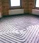 Монтаж водяного теплого пола под бетонную стяжку