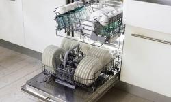Установка посудомоечной машины и подключение к водоснабжению и канализации