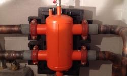 Монтаж гидрострелки Владивосток отопление