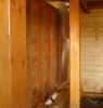 Утепление каркасной пристройки к бане POLYNOR (полинор)